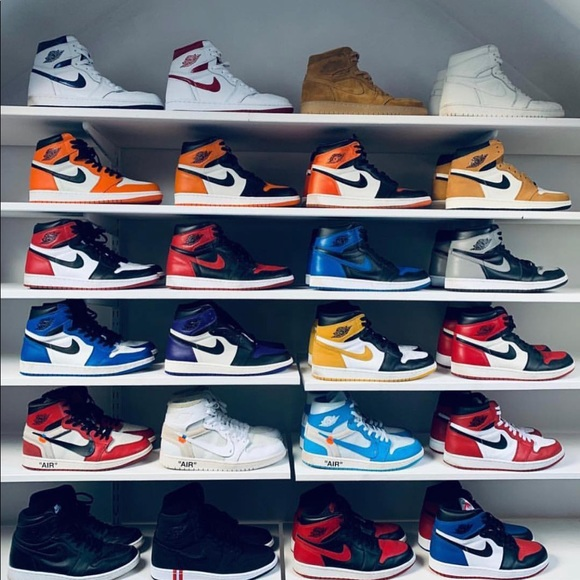 huge selection of 019c7 6ce5b Check Out My Jordan 1 Collection🥵Make Offer Sz 11
